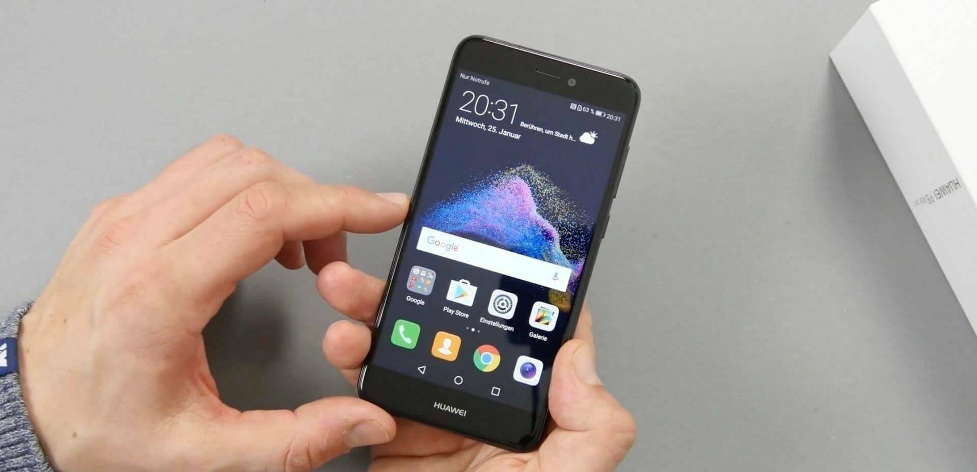 Root Para Huawei P9 Lite 2017