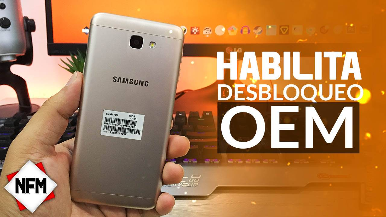 Cómo Habilitar La Opción Desbloqueo OEM En Samsung 2021