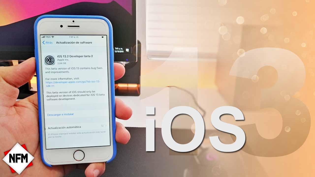 Como Descargar e instalar iOS 13.6 Sin Pc