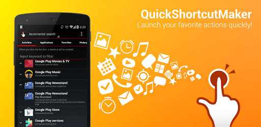 QuickShortcutMaker v2.5.0 – Android apk – Descargar