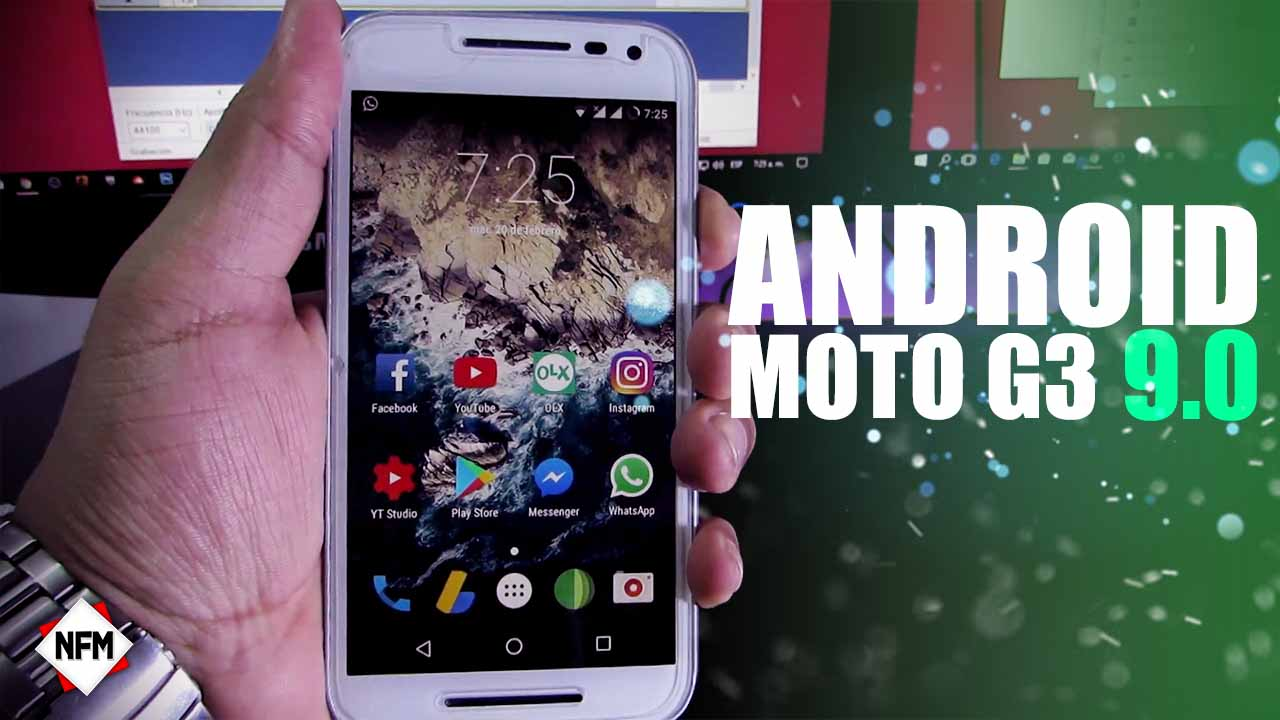 La mejor custom rom para MOTO G3 – Android 9.0-  2019 – lineage OS