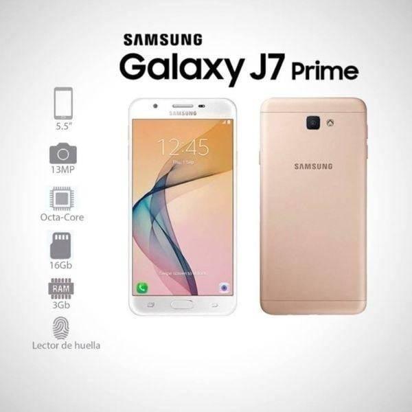 root para j7 prime