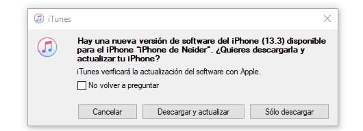 Actualizacion iOS 13.3 Oficial ya disponible - Como descargar e instalar 2