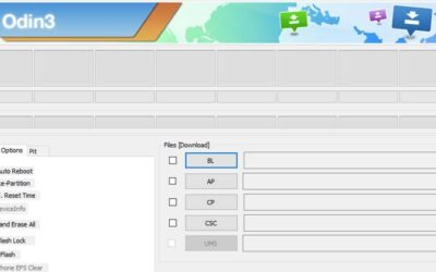 Odin 3.13.1 – Samsung Odin Descargas para windows.