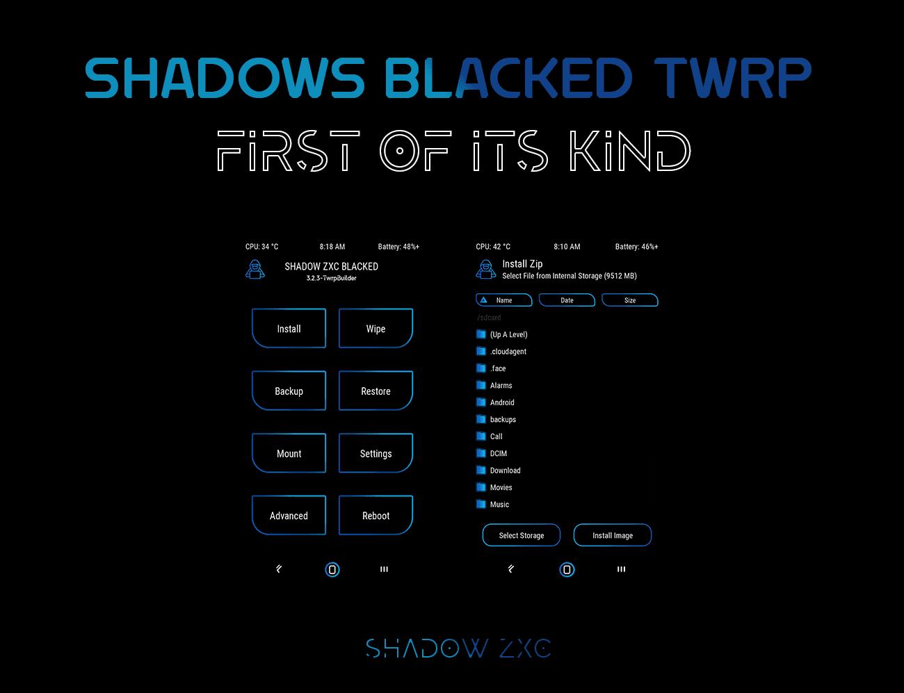 TWRP J7 PRIME MOD PARA ANDROID 9.0+ NEIFREDOMAR 4