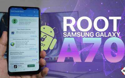 Root para samsung galaxy A70 (A705FN/ds / A705MN) one ui 2.5 Android 10
