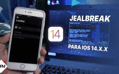 JAILBREAK PARA IPHONES iOS 14.X | CHECKRA1N 0.12.2 | windowns