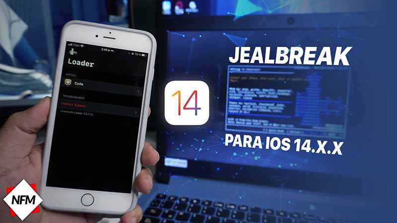 JAILBREAK PARA IPHONES iOS 14.X | CHECKRA1N 0.12.2 | windowns