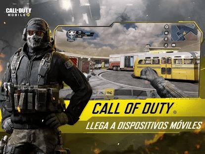 Descarga Call Of Duty Mobile Ultima Versión Disponible - APK 3