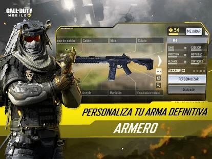 Descarga Call Of Duty Mobile Ultima Versión Disponible - APK 5