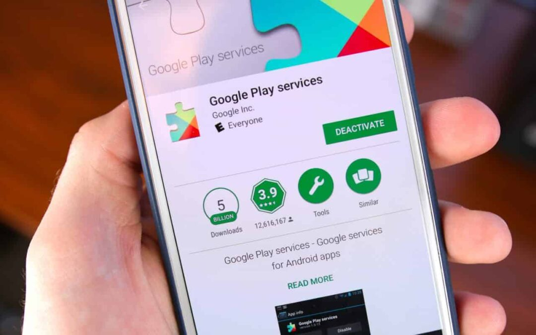 Google Play Services – ultima version Android 8, 9 & 10 (com.google.services)