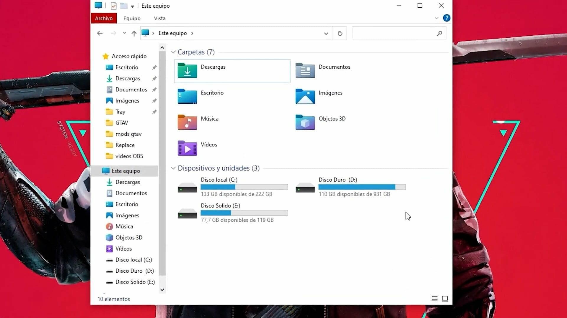 Los mejores iconos para Windows 10 cambia tus iconos y carpetas de manera muy fácil y segura. 28