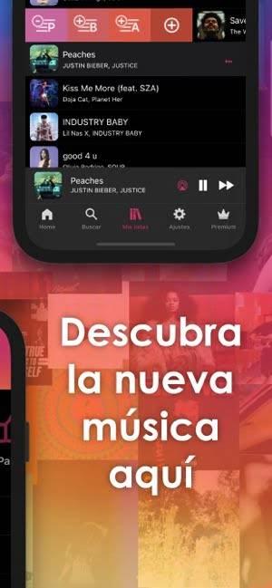 Como descarga musica en tu iphone y iPad sin pc con esta MUSICA XM INTERNET CONEXION 29